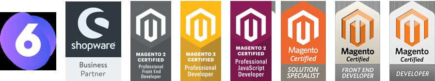 magento 2 certificaten