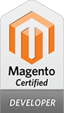 magento 1 back-end developer certificaat