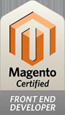 magento 1 front-end developer certificaat