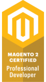 magento 2 back-end developer certificaat