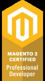 magento 2 back-end developer certificaat