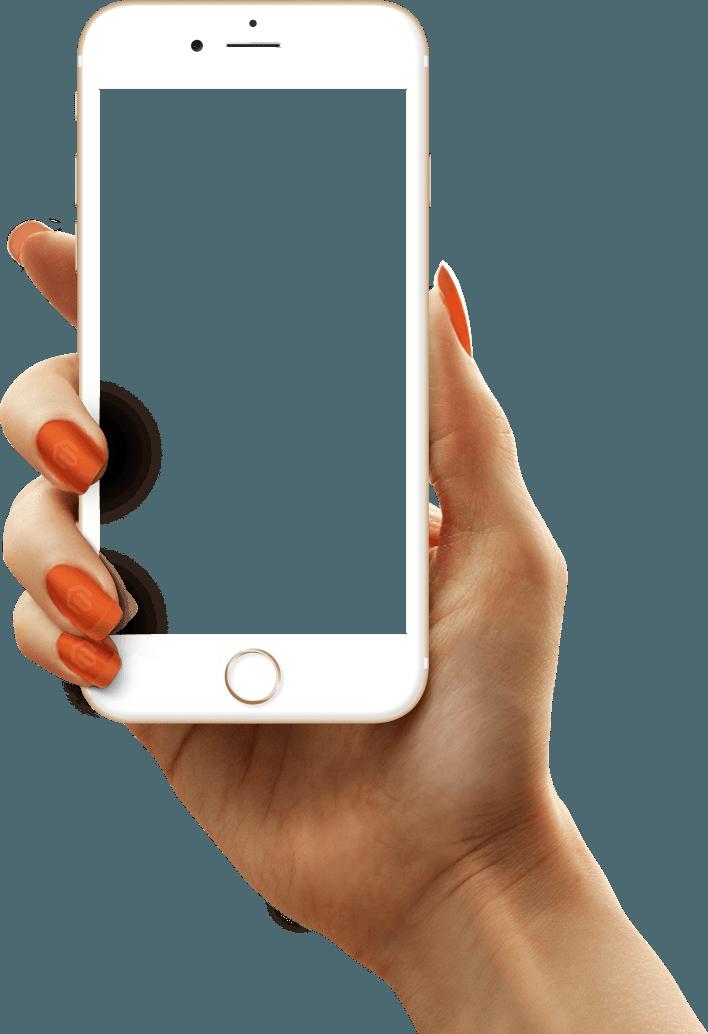 female-hand-iphone