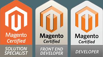 Magento 1 & 2 e-commerce professionals