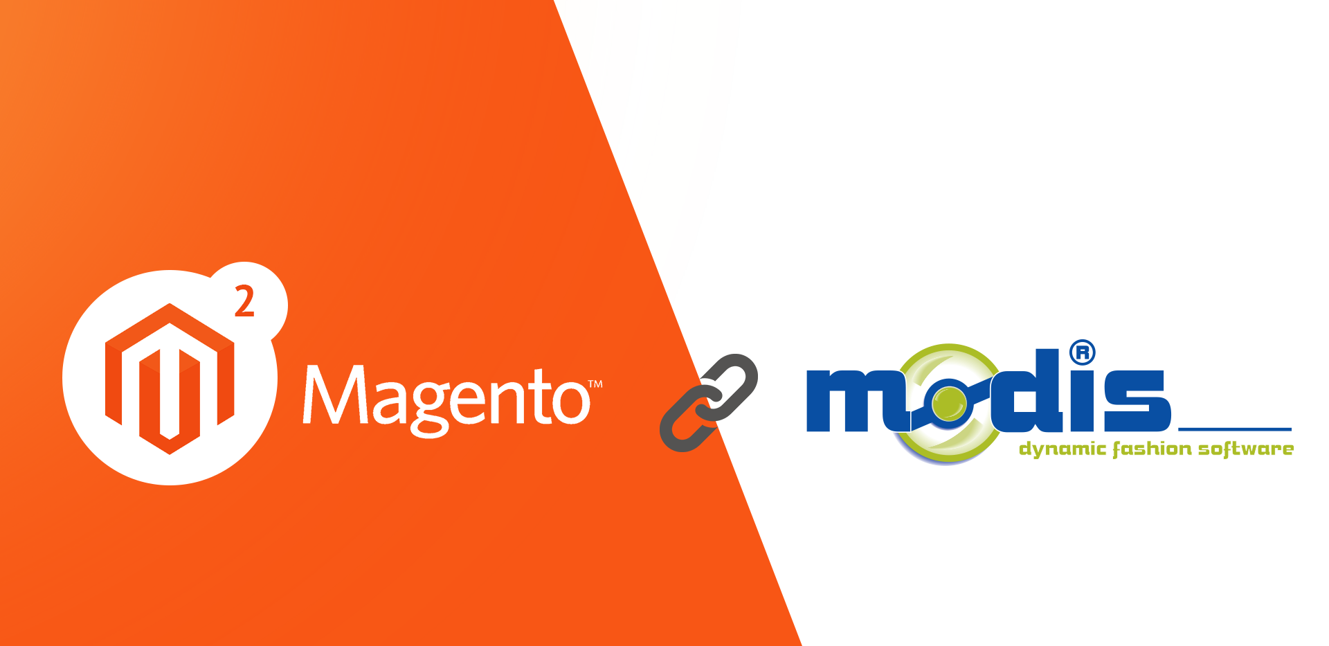 Magento 2 koppeling Modis