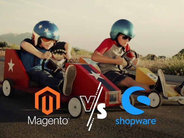Shopware Magento Competition